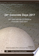 24th Concrete Days 2017 Book PDF