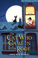 The Cat Who Came in Off the Roof Book