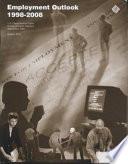 Employment Outlook  1998 2008