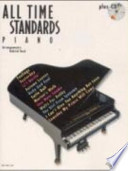 All Time Standards. Piano. Mit CD  : Noten