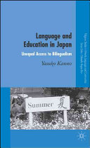 Language and Education in Japan