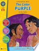 The Color Purple   Literature Kit Gr  9 12
