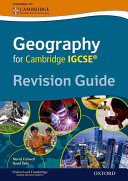 Geography for Cambridge IGCSE® Revision Guide