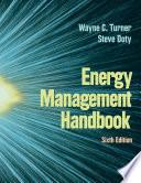 """Energy Management Handbook"" by Wayne C. Turner, Steve Doty"