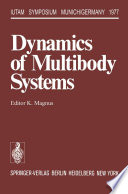 Dynamics of Multibody Systems Book
