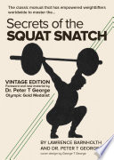 Free Secrets of the Squat Snatch Book
