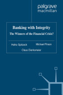 Banking with Integrity