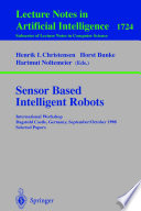 Sensor Based Intelligent Robots
