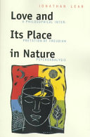 Love and Its Place in Nature: A Philosophical Interpretation ...