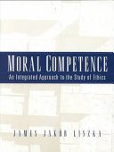 Moral Competence