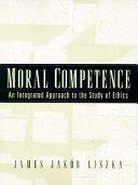 Moral Competence Book PDF