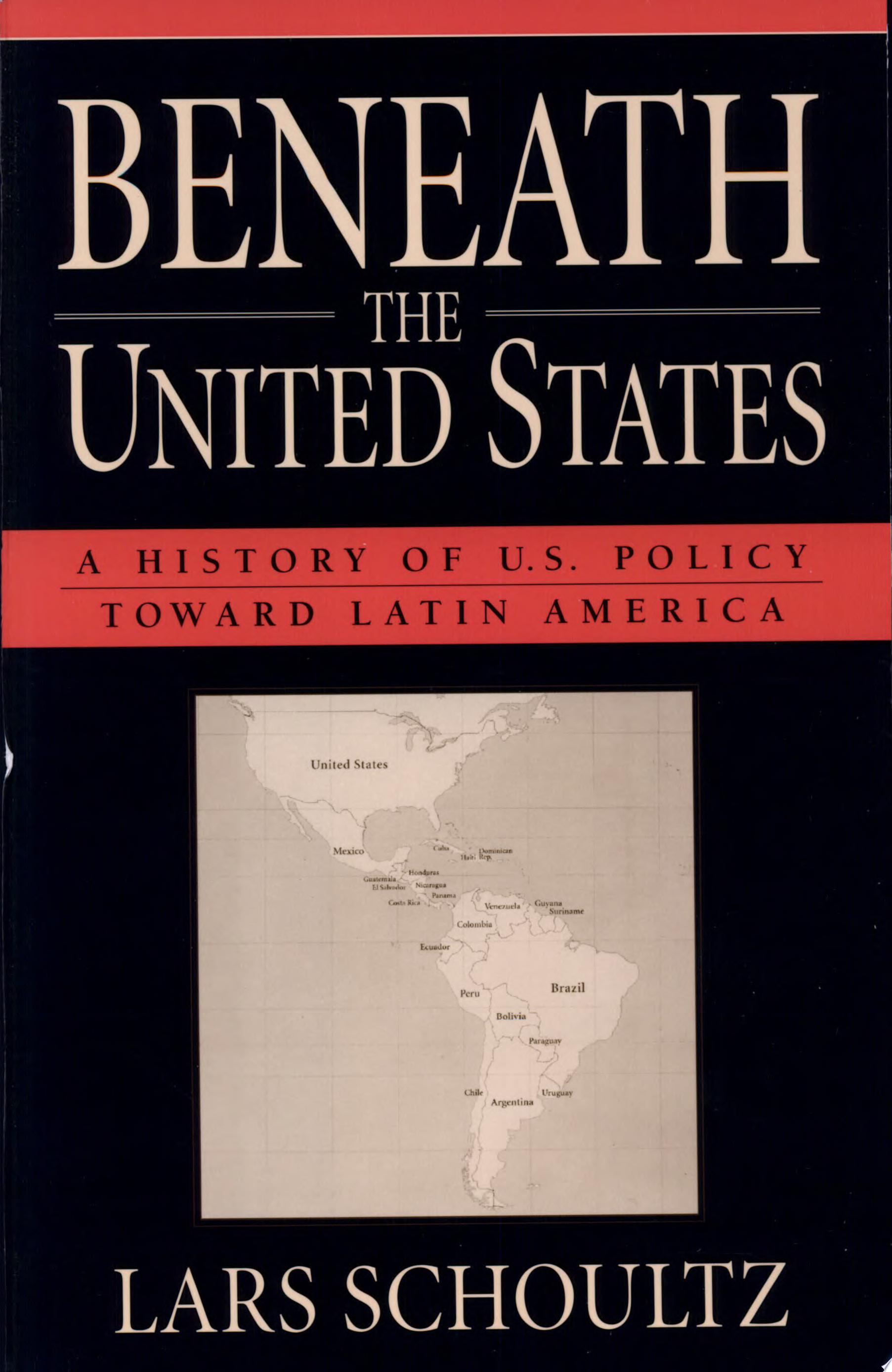 Beneath the United States