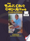 Tomas Cruz Conga Method Volume 3 Advanced