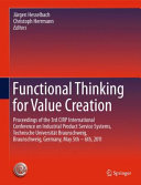 Functional Thinking for Value Creation