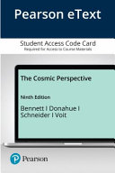 The Pearson Etext Cosmic Perspective Access Card Book