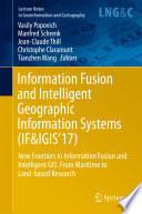 Information Fusion and Intelligent Geographic Information Systems  IF IGIS 17  Book