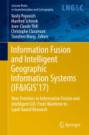 Information Fusion and Intelligent Geographic Information Systems  IF IGIS 17