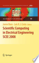 Scientific Computing In Electrical Engineering Scee 2008 Book PDF