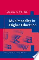 Multimodality in Higher Education
