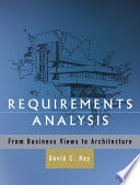 Requirements Analysis Book PDF