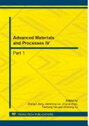 Advanced Materials and Processes IV Pdf/ePub eBook