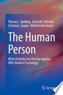 The Human Person Book