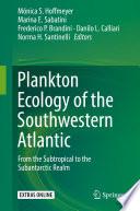 Plankton Ecology of the Southwestern Atlantic