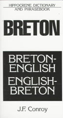 Breton English English Breton