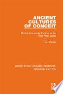 Ancient Cultures of Conceit