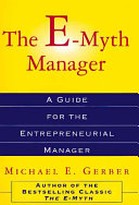 Cover of The E-Myth Manager