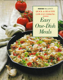 Easy One Dish Meals