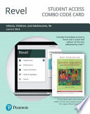 Revel for Infants, Children, and Adolescents Combo Access Card