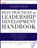 Linkage Inc S Best Practices In Leadership Development Handbook Book PDF
