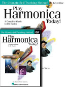 Play Harmonica Today Beginner S Pack