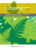 Wetland Biogeochemistry  Response to Environmental Change