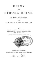 Drink and Strong Drink  a Series of Readings