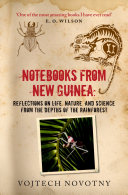 Notebooks from New Guinea