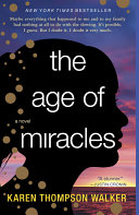 The Age of Miracles [Pdf/ePub] eBook