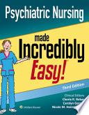 Psychiatric Nursing Made Inc Easy 3