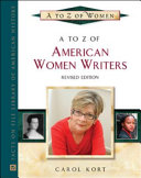 A to Z of American Women Writers - Seite 178