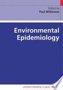 Ebook Environmental Epidemiology