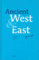 Ancient West and East
