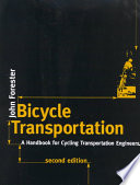 Bicycle Transportation Book