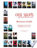 Orca Sports Resource Guide Book