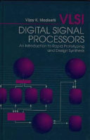 VLSI Digital Signal Processors