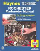 Rochester Carburetor Manual