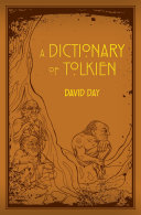 A Dictionary of Tolkien [Pdf/ePub] eBook