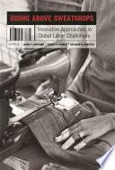 Rising Above Sweatshops Book