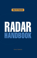 Radar Handbook Third Edition Book PDF
