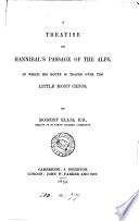 Treatise On Hannibal's Passage Of The Alps [Pdf/ePub] eBook